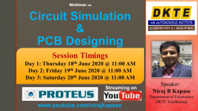 Circuit Simulation and PCB Designing Webinar